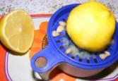 Fondüzés - A citrom feléből csavard ki a lét!
