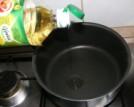 Töltött káposzta - Önts egy kevés olajat egy teflonedénybe, a rizsnek!