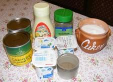 Fondüzés - Hozzávalók: majonézes kukoricasalátához
