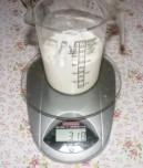 Beigli - Mérd ki a 3 dl tejfölt!