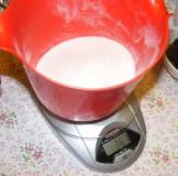 Beigli - Mérj ki 35 dkg cukrot!