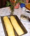 Beigli - A 2 diós beigli sütésre készen áll!