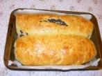 Beigli - A mákosok, 50 perc sütés után!