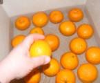 Narancslekvár - Meleg vízben jól mosd meg a narancsokat!