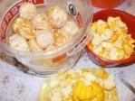 Narancslekvár - Az összes narancs meg van pucolva!