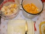 Narancslekvár - Abba a fazékba tedd a feldarabolt naracsokat, amelyikben majd főzöd a lekvárt!