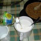 Rakott krumpli - Önts egy kis olajat is a tejfölhöz!