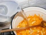 Narancslekvár - Önts a narancshoz máfél liter vizet!
