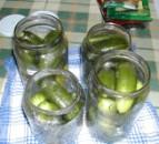 Csemegeuborka - Tömd meg uborkával az üvegeket!