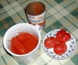 Paradicsomos zöldbableves - A paradicsomkonzervet borítsd át egy turmixcsészébe!