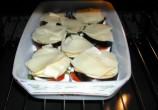 Sajtos padlizsán - Tedd oda sülni a forró sütőbe!