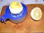 Almaszósz - Csavard ki a citrom levét!