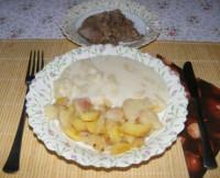 Almaszósz - Kész, tányérban 2.