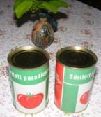Paradicsomleves - Ha konzervből csinálod a levest, akkor 2 db 140 g-osat használj!