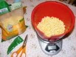 Kukoricaleves - Mérj ki 40 dkg mirelitkukoricát!