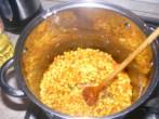 Kukoricaleves - Keverd el a paprikát a lisztes kukoricával!