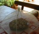Dinsztelt krumpli - Tedd szellős helyre a főtt krumplikat, hadd hűljenek!
