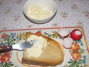 Sajtkrém - Kend meg a pirítóst sajtkrémmel!