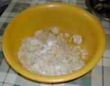 Szilvás gombóc - Nagyobb tálba öntöttem a krumplit!