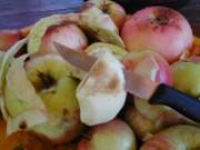Almás pite - Vágd ki a rohadt részt az almából!