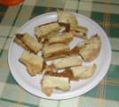 Almás pite - A széleket külön tányérra tedd!