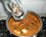 Nyári krumplileves - Borsozd meg a levest!