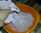 Sütőben sült krumpli - A krumplibatyuval töröld ki a tálat!