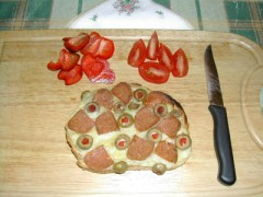 Biokolbász - Meleg szendvicsre is kiváló!