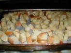 Köménymagleves - Pirulnak a kenyérkockák!