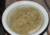 Sztrapacska - A krumpligaluska a mosóvízben