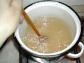 Húsleves - Azonnal kavard el a levestésztát, mert könnyen leragad!