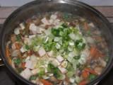 Zöldséges tofu - Tedd vissza a tofukockákat!