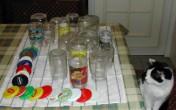 Csipkelekvár - Borítsd az elmosott üvegeket száradni egy konyharuhára!