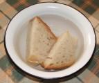 Sült töltelék - Áztasd be a kenyeret!