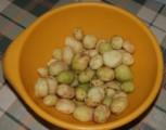 Rozmaringos újkrumpli - A megszárított krumplik