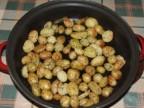 Rozmaringos újkrumpli - Megsült!