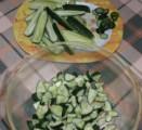 Sopszka - Vágd kockákra az uborkát!