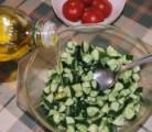 Sopszka - Önts hozzá olívaolajat!
