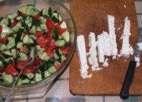 Sopszka - Vágd csíkokra a Sziréne sajtot!