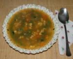 Tartalom - Borsóleves