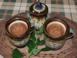 Citromfű-tea - Hozzávalók: készlet