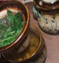 Citromfű-tea - 10 perc múlva vedd ki a bögréből a fűtartót!