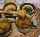 Citromfű-tea - Mézzel édesítsd a teát!