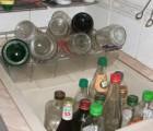 Bodzaszörp - Mosd meg az üvegeket!