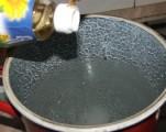 Nokedli - Cseppents olajat a főzővízbe!