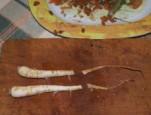 Tavaszi zöldségleves - A petrezselyemgyökér végét dobd el!