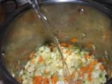 Tavaszi zöldségleves - Önts rá 2,5 liter vizet!