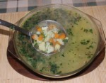 Tartalom - Tavaszi zöldségleves