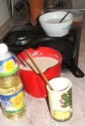 Túrós palacsinta - Mindent készíts oda a gázhoz a sütéshez!
