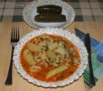 Tartalom - Paprikás krumpli